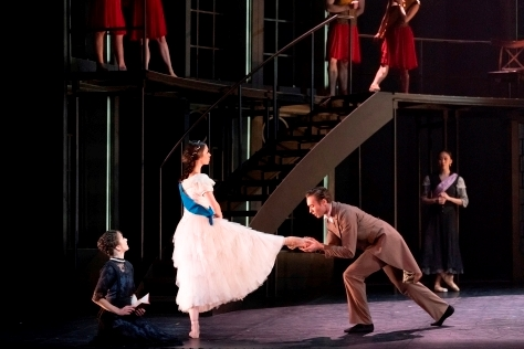 Moving and engrossing: Northern Ballet in Victoria by Cathy Marston