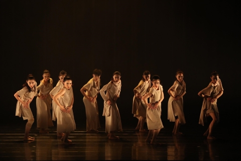 A celebration of student dance: Hwa Gang Dance Company
