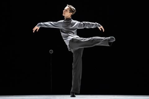 A ballet legend finely drawn: Ballett Zürich in Marco Goecke's Nijinsky