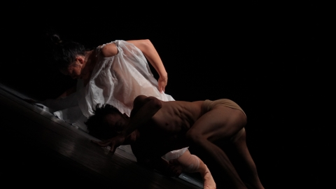 An Eternity Before and After by Lin I-chin and Bare Feet Dance Theatre
