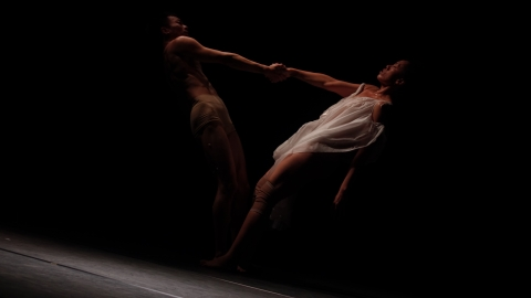 An Eternity Before and AfterPhoto courtesy Bare Feet Dance Theatre