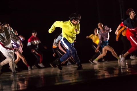 A 'Boléro' with a difference and more: TNUA's Focus Dance Company 2019