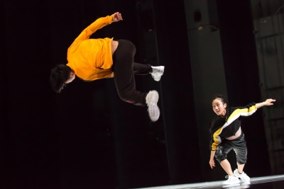 Focus Dance 2019 in Great Freedom by Tung I-fenPhoto Hsieh Cheng-han