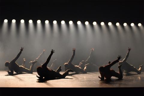 Shechter, Eyal-Behar and Naharin: Mega Israel by Gauthier Dance