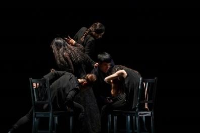 Dark by Yea Yu-HsuanPhoto Chen Wei-sheng