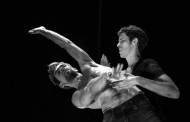 A sideways look at flamenco: Albert Quesada and Zoltán Vakulya in OneTwoThreeOneTwo