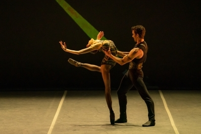 Lucia Lacarra and Josue Ullate in CarmenPhoto Jack Devant
