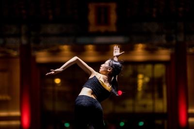 Fang Yu-ting in Free Steps - NiNi by Su Wei-chiaPhoto courtesy NTCH