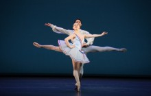 Julia Conway wins English National Ballet's Emerging Dancer 2019
