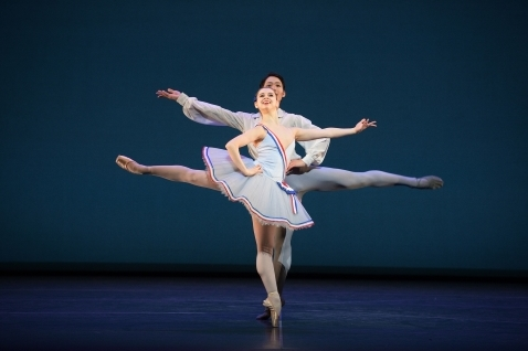 Julia Conway wins English National Ballet's Emerging Dancer 2019