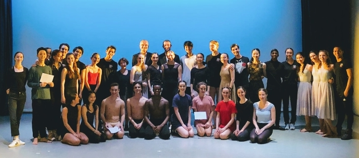Fresh and inspirational: English National Ballet School Choreography Competition