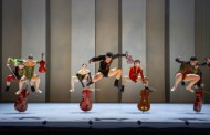 Four pearls: Baroque Movement by Norwegian National Ballet