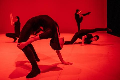 Scottish Dance Theatre in Ritualia and The Circle