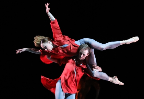 Dutch National Ballet in Forsythe, Van Manen and Arqués