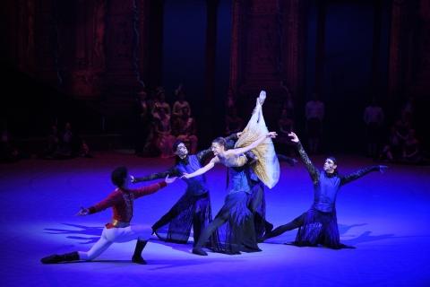A magical fantasy: English National Ballet in Christopher Wheeldon's Cinderella