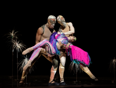 San Francisco Ballet in Arthur Pita's Björk BalletPhoto Erik Tomasson
