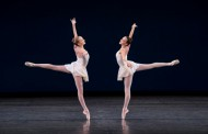Balanchine and Forsythe at the School of American Ballet Workshop Performance