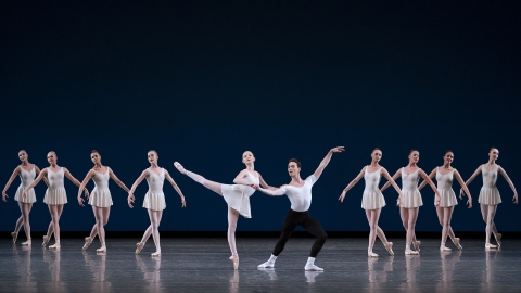 School of American Ballet Workshop Performance 2019