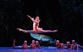 Fun and laughs aplenty in Youri Vámos' A Midsummer Night's Dream