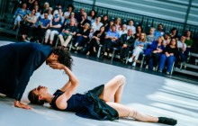 Six new works: Gauthier Dance and Meet the Talents at the Colours International Dance Festival