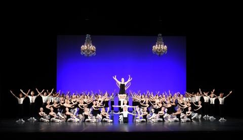 Etüden by Tadeusz MataczPhoto Stuttgart Ballet