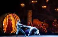 A theatrical treat stretching across time: Mourad Merzouki's Folia