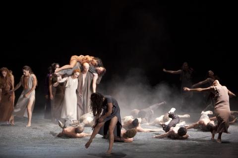 The light and dark of human nature: Sasha Waltz's Sacre