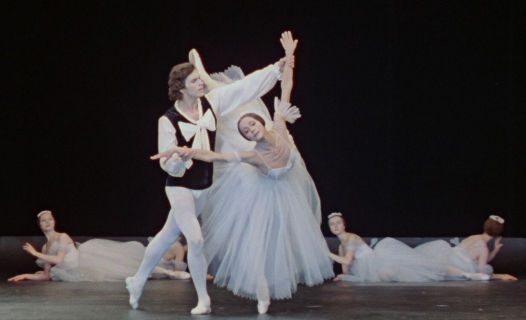 Natalia Bessmertnova and Alexander Bogatyrev in Chopininana
