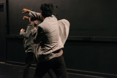 Brotherly tensions: Chang Dance Theater in Bout