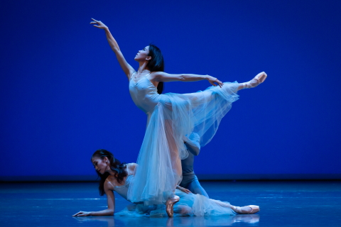 Old ballets revisited with fresh faces: Singapore Dance Theatre in Masterpiece In Motion