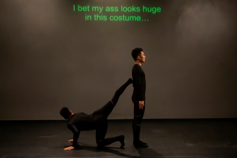 A witty look at dance rehearsal: From the Top by Victor Fung Dance