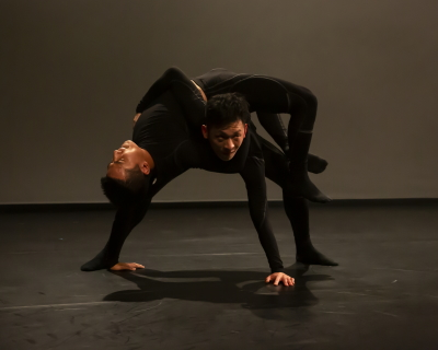 Kenny Leung and Ronny Wong in From the Top by Victor FungPhoto Maria Falconer