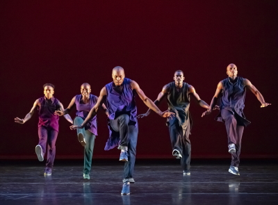 Alvin Ailey American Dance Theater in Rennie Harris' LazarusPhoto Paul Kolnik