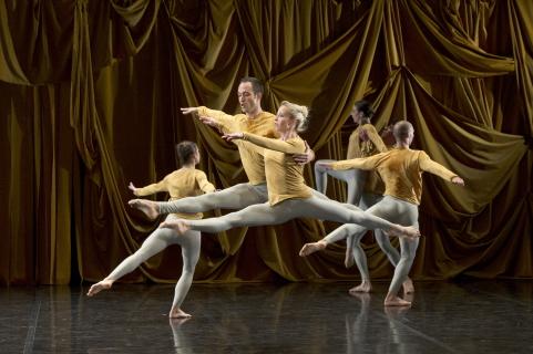 Tanz in August celebrates Merce Cunningham