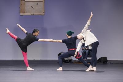 DANCE ON Ensemble in Berlin StoryPhoto Jubal Battisti