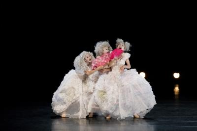 'Gossip Women' from Scherzo TrilogyPhoto Courtesy Capital Ballet Taipei