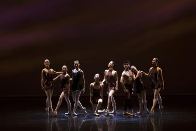Capital Ballet Taipei in Variations on a Rococo ThemePhoto Courtesy Capital Ballet Taipei