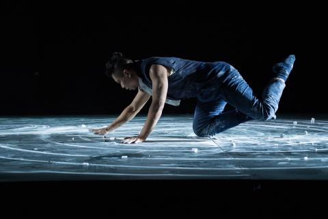 New dance in Taipei: 'Micro Dance' by Tien Hsiao-tzu, Cheng Hao, Su Pin-wen