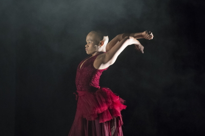 Dada Masilo as GisellePhoto Laurent Philippe