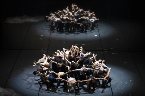 A ballet of endless questioning: Shakespeare Sonnets by Hamburg Ballet