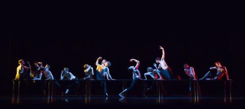 Scottish Ballet in MC 14/22 by Angelin PreljocajPhoto Andy Ross