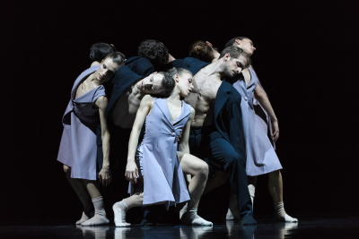 Scottish Ballet in Sibilo by Sophie LaplanePhoto Jane Hobson