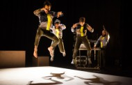 Dance and electronic sound in a riveting evening: Step Sonic by Tom Dale Company