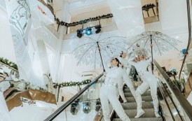 A seasonal treat in-store: Rambert x Future Fantasy at Selfridges