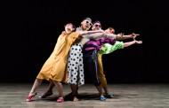 Ai~Sa sa: A vibrant, fun evening with Tjimur Dance Theatre