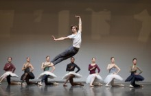 English National Ballet 70th Anniversary Gala, rehearsal and backstage gallery