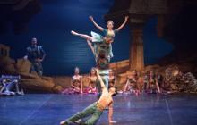 A pirate romp: English National Ballet's Le Corsaire