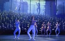 Rambert in a bold film and dance experiment: Aisha and Abhaya