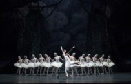 Samara Downs glitters in Birmingham Royal Ballet's Swan Lake