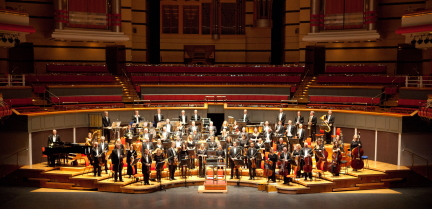 The Royal Ballet Sinfonia at Symphony Hall, BirminghamPhoto Caroline Holden
